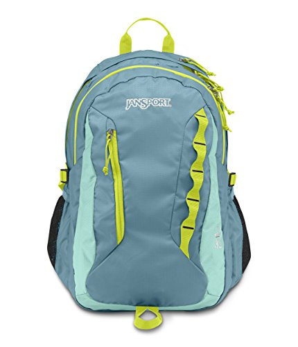 JanSport Agave Backpack - Bayside Blue / 19