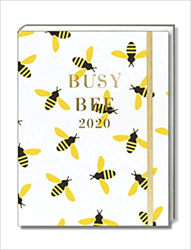 Busy Bee 2020 Hidden Wiro Planner: Amazon.es: Graphique De ...