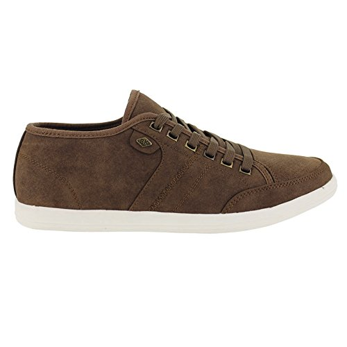 01 3609 B Sneaker Braun amp;K Herren B36 Schuhe Dunkelbraun brown 1 Brown Surto BK nrXBRxITXq