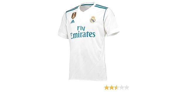Camiseta Primera Equipación Replica Original Dorsal Sergio Ramos ...