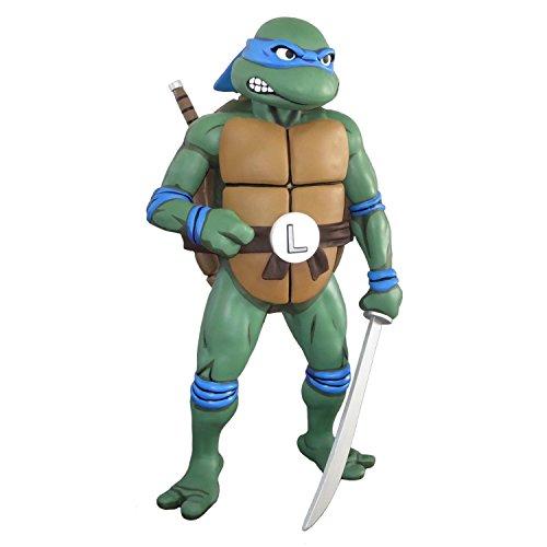 Nickelodeon NECA Teenage Mutant Ninja Turtles Leonardo (Classic) Full-Size Foam Replica ()