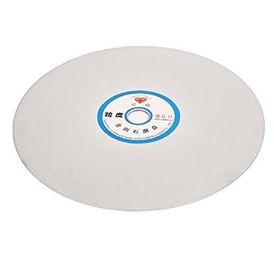 "Aexit Marble Granite Abrasive Wheels & Discs Stone 6"" x 1/2"" Diamond Coated Grind Grinding Disc Wheel Cutoff Wheels 800 Grit"