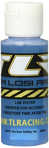 Silicone Shock Oil - Team Losi Silicone Shock Oil 60wt 2oz