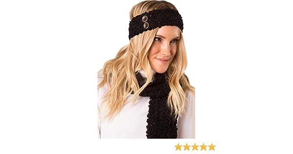 Simply Noelle Shearling Headband