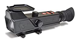 Night Owl Optics NightShot Digital Night Vision Riflescope with IR illuminator, Black, NIGHTSHOT