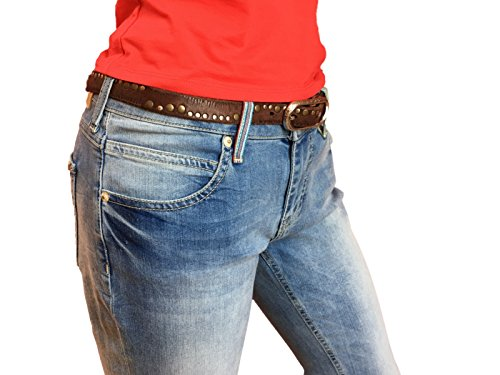 Donna Taglio Trust Medium Amor amp; Att Jeans Blue Truth Straight P0q6PxR