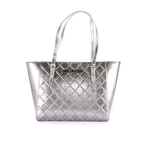 Borsa Donna Shopping Media | Love Moschino | JC4273PP05KH0902-Argento