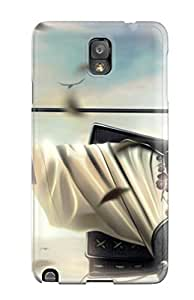High-quality Durable Protection Case For Galaxy Note 3(warrior)