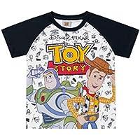 Camiseta Manga Raglan Toy Story,  Fakini,  Meninos