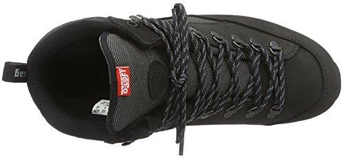 Hanwag Ströv Gtx - Zapatos de High Rise Senderismo Hombre Negro (Black)