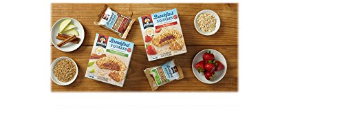 Review Quaker Breakfast Squares, Soft