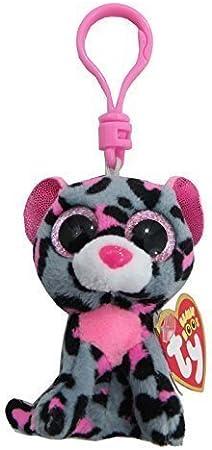Ty - Ty36616 - Felpa - Clip de Beanie Boo - Tasha El leopardo , color/modelo surtido: Amazon.es: Juguetes y juegos