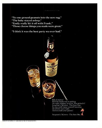 1967-seagrams-7-crown-whiskey-huge-vintage-color-ad-usa-excellent-original-