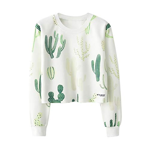 Autumn Teen Girl Long Sleeve t-Shirt Tops Womens