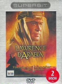 Lawrence d'Arabia(2 DVD superbit) [(2 DVD superbit)] by