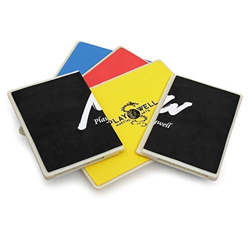 Playwell Martial Arts Childrens Break/Smash Rebreakable Boards - Blue