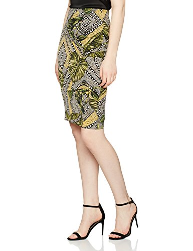 GUESS, Falda para Mujer Multicolor (Tropical Trip Combo)