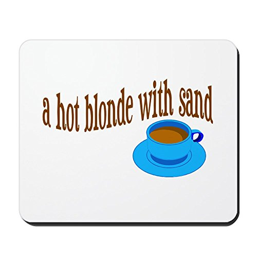 CafePress - Diner Talk Mousepad - Non-slip Rubber Mousepad, Gaming Mouse Pad