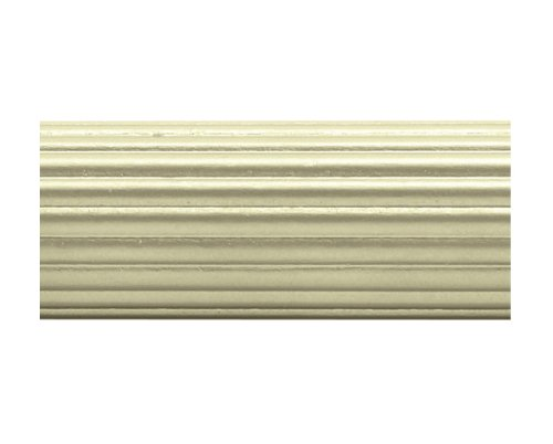 Kirsch Wood Trends 1 3/8 Inch Fluted Wood Poles