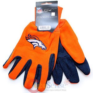 - Denver Broncos Two Tone Gloves