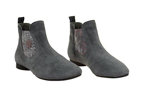 Women's Uk Guad Grey 5 Grey Grigio Delle Think Grigio Uk 5 Donne Stivali Pensare Chelsea Boots Chelsea Guad 540Sqw