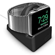 Orzly Compact Stand for Apple Watch - Nightstand Mode Compatible - PARENT