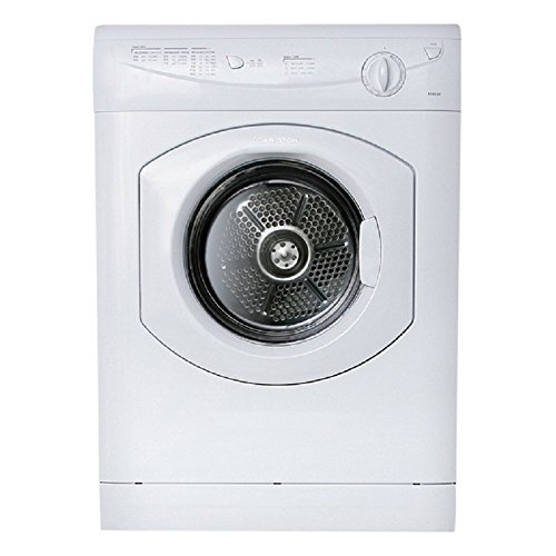Splendide TVM63XNA Ariston Stackable Dryer 24 inch White