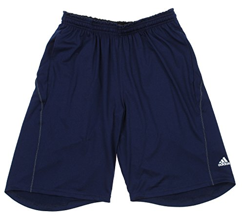 (adidas Climalite Short L,Navy)