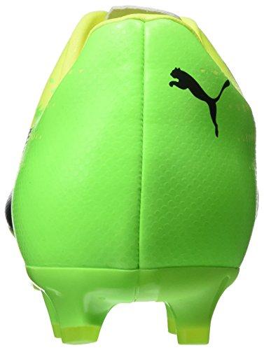 Jaune Evospeed Fg Homme 17 2 Puma Black Chaussures green De 01 Football Gecko puma Yellow safety S8UfnRn