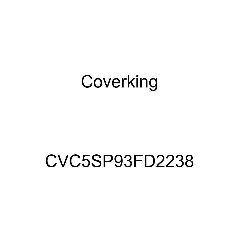 Coverking CVC5SP93FD2238 Yellow Stormproof Custom Vehicle Cover
