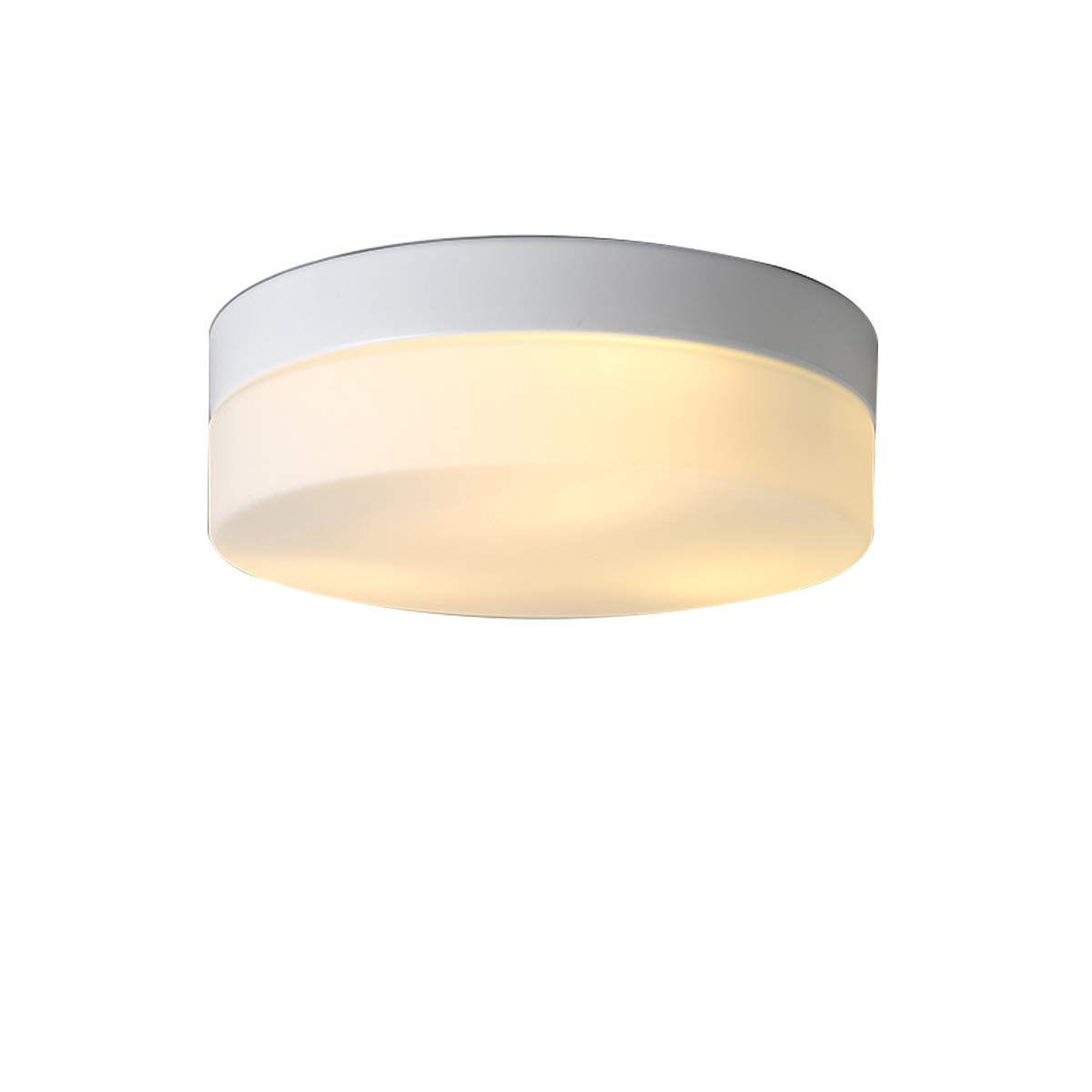 Windsor Home Deco A Glass Ceiling Lamp Flush Mount WH-61757B Ceiling Lighting Brown Ceiling Lights Led