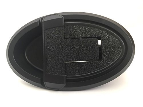 ProFurnitureParts- Recliner Replacement Handle Larger Face (Football Style) w/ Screws. (No Cable)
