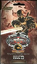 Mortal Kombat Epic Battles Trading Card Game Booster Pack