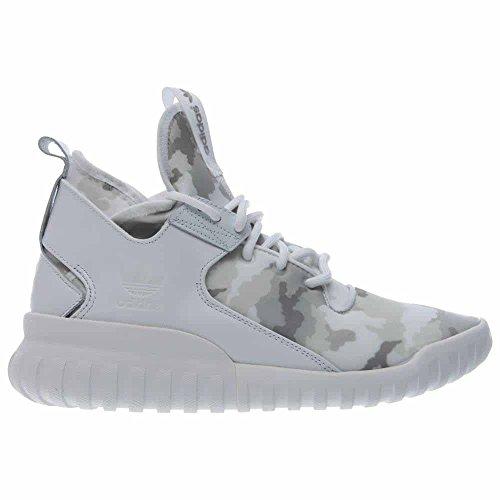 Solido Adidas Grigio 11 core Bianco Tubolare B25701 X Scarpe OFraqIF