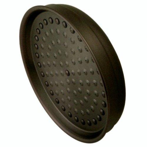 8in Showerhead (Kingston Brass K124A5 Victorian Raindrop Showerhead, Oil Rubbed Bronze)