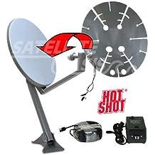 HotShot Satellite Dish Heater - 18-22 in. Dishes
