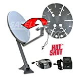 HotShot Satellite Dish Heater - 18-22 in. Dishes