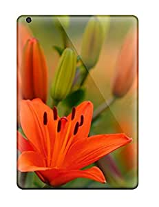 Forever Collectibles Flower Hard Snap-on Ipad Air Case
