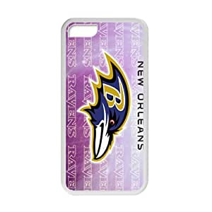 MEIMEISVF NFL Super Bowl Baltimore Ravens Cell Phone Case for iphone 6 plus 5.5 inchMEIMEI