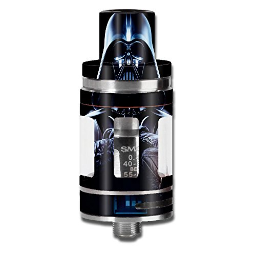 Skin Decal Vinyl Wrap for Smok Micro TFV8 Baby Beast Tank Vape Mod stickers skins cover/ Darth