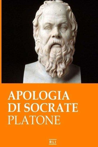 Apologia di Socrate (Italian Edition)