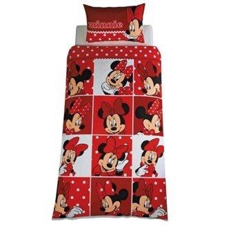 Mädchen Disney Minnie Maus Bettwäsche Kissen Und Deckenbezug