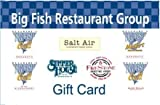 Big Fish Restaurant Group Gift Card image