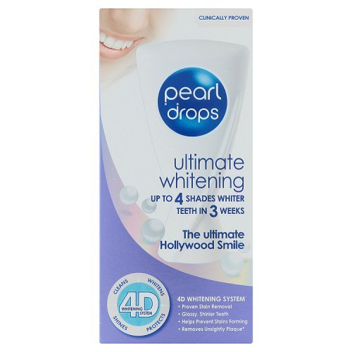 Pearl Drops Tooth Polish Hollywood Smile