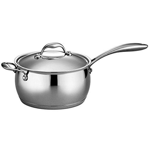 Tramontina Gourmet Domus 4-Quart Covered Sauce Pan