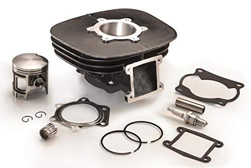 757 Yamaha Blaster 200 Piston Rings Bearing Gasket Cylinder Rebuild Kit Yfs200 ()