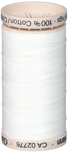 Quilting Thread 220 Yards-White