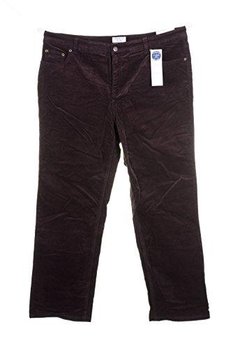 Charter Club Womens Petites Straight Leg Classic Fit Corduroy Pants