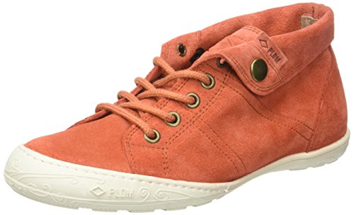 Baskets by Gaetane Masai Orange Femme Sud Basses PLDM Palladium TIxdOCC
