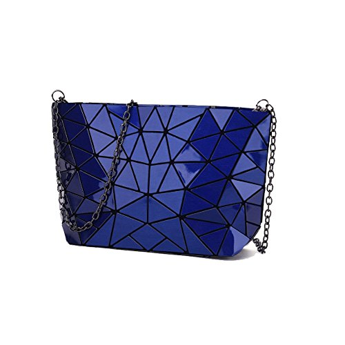 Yxpnu Ladies, Handbags, Fashion, Casual, Shopping, Shoulder, Personality, Simple, Wild Blue
